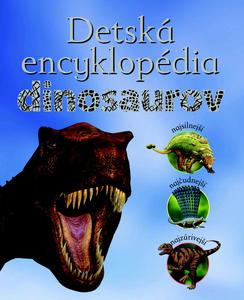 Obrázok Detská encyklopédia dinosaurov