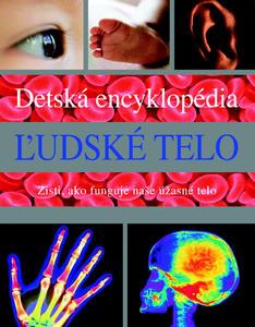 Obrázok Detská encyklopédia Ľudské telo