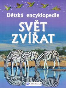 Obrázok Dětská encyklopedie Svět zvířat
