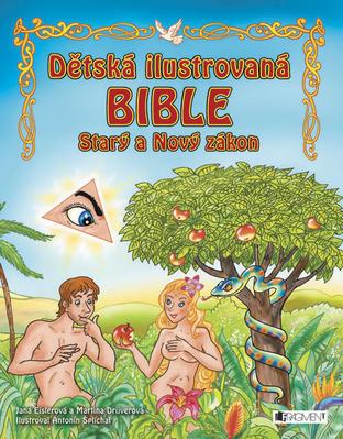 Obrázok Dětská ilustrovaná bible Starý a Nový zákon
