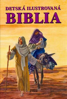 Obrázok Detská ilustrovaná Biblia