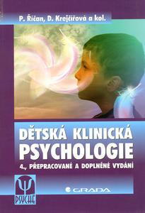 Obrázok Dětská klinická psychologie
