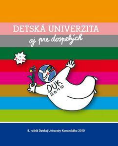 Obrázok Detská univerzita aj pre dospelých 2010