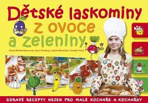 Obrázok Dětské laskominy z ovoce a zeleniny