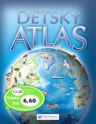 Obrázok Detský atlas