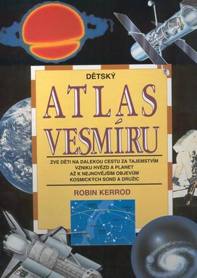 Obrázok Dětský atlas vesmíru