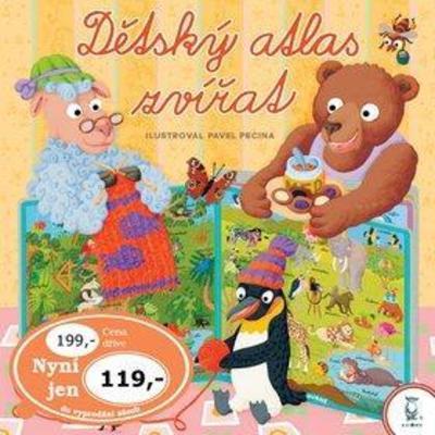 Obrázok Dětský atlas zvířat