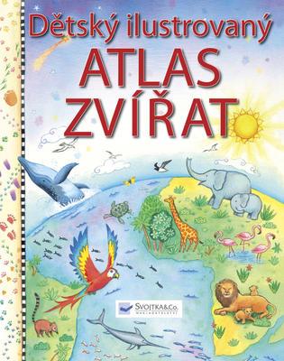 Dětský ilustrovaný atlas zvířat