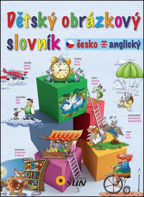 Obrázok Dětský obrázkový slovník česko-anglický