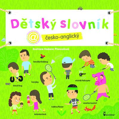Obrázok Dětský slovník česko-anglický