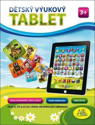 Obrázok Dětský výukový tablet