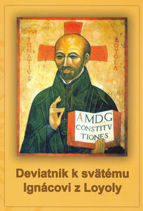 Obrázok Deviatnik k svätému Ignácovi z Loyoly