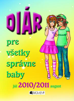 Obrázok Diár pre všetky správne baby