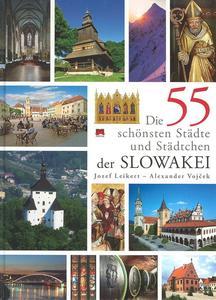 Obrázok Die 55 schönsten Städte und Städtchen der Slowakei