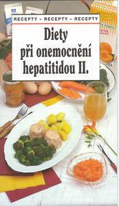 Obrázok Diety při onem.hepatitidou II