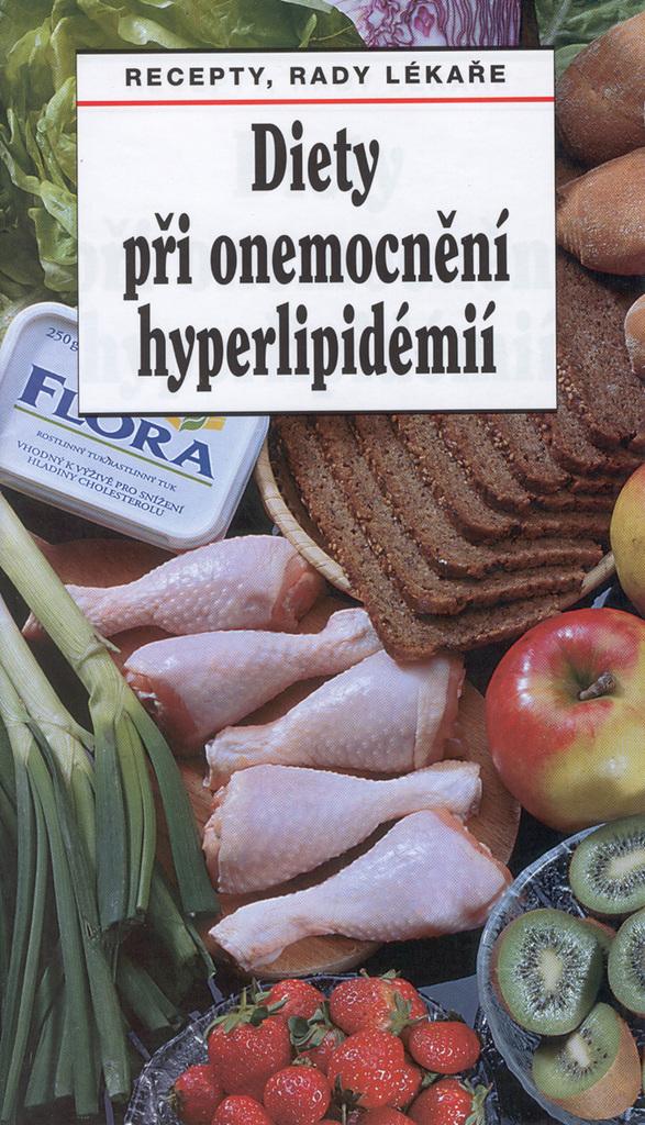 Diety při onemocnění hyperlipidémií - Zuzana Urbanová