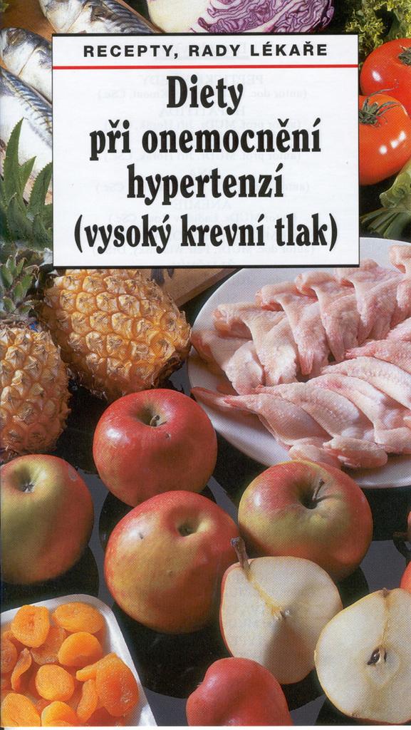 Diety při onemocnění hypertenzí (vysoký krevní tlak) - Prof. MUDr. Pavel Gregor DrSc.