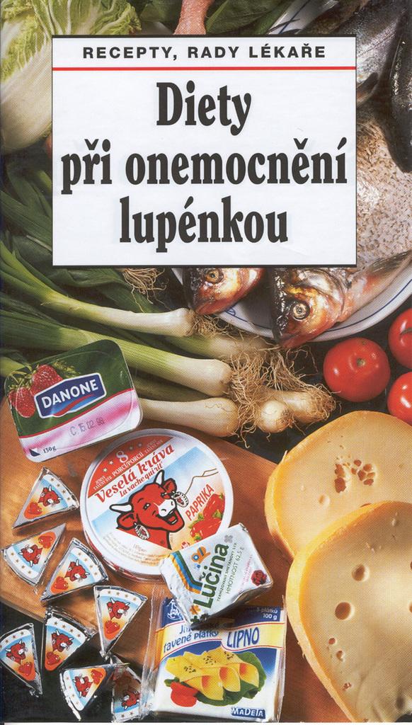 Diety při onemocnění lupénkou - Miloslava Moskalyková