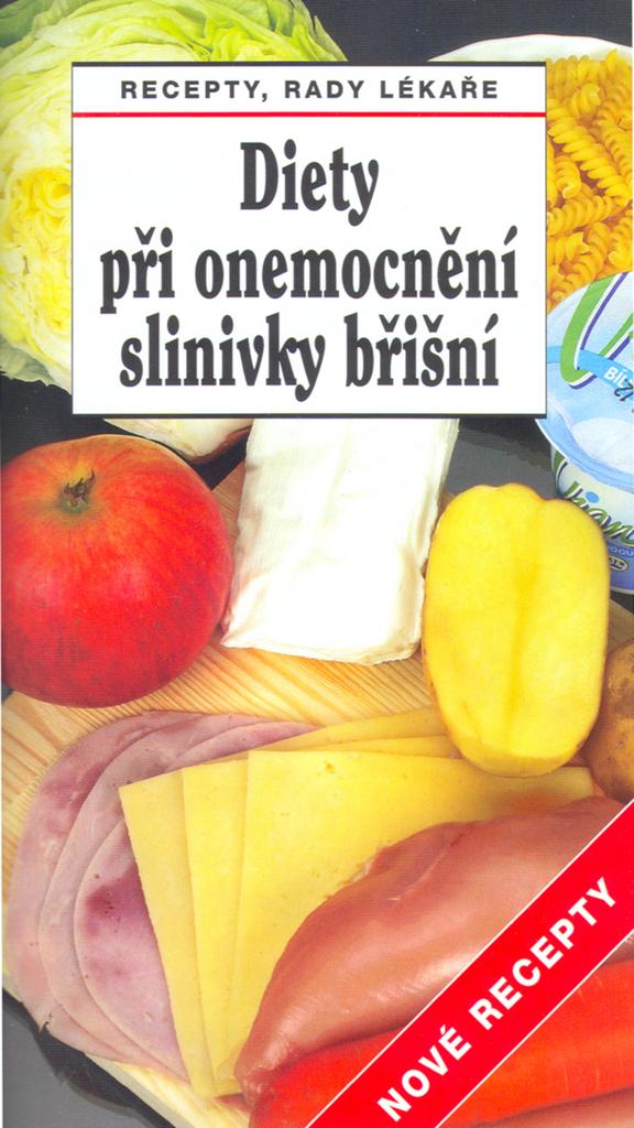 Diety při onemocnění slinivky břišní - Nové recepty - Tamara Starnovská, Lubomír Kužela