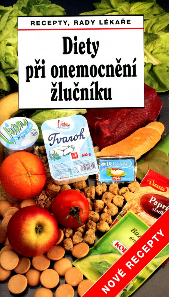 Diety při onemocnění žlučníku - Tamara Starnovská, Lubomír Kužela