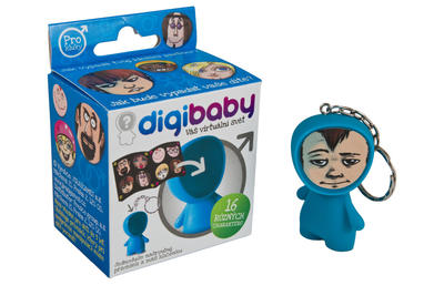 Obrázok Digibaby modrá