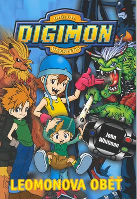 Obrázok Digimon 4 Leomonova oběť