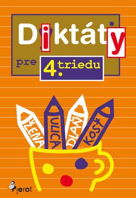 Obrázok Diktáty pre 4. triedu