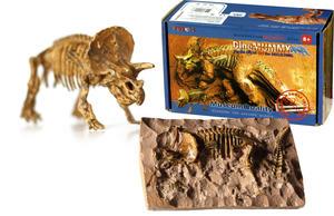 Obrázok Dino Mummy Triceratops
