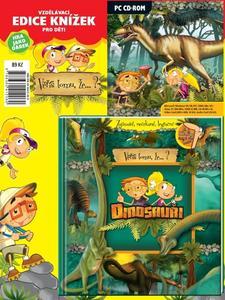 Obrázok Dinosauři + CD ROM