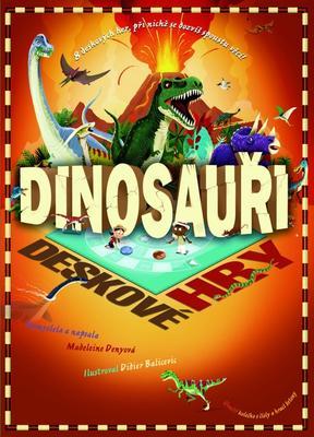 Dinosauři deskové hry
