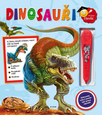 Obrázok Dinosauři + elektronická tužka
