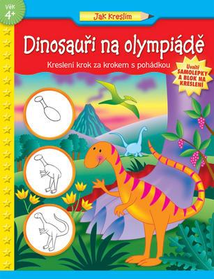 Obrázok Dinosauři na olympiádě