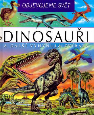 Obrázok Dinosauři Objevujeme svět