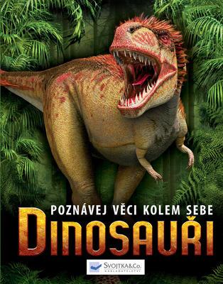 Obrázok Dinosauři Poznávej věci kolem