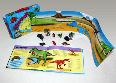 Dinosauři Pravěcí obři