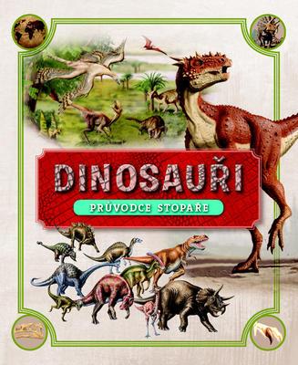 Obrázok Dinosauři Průvodce stopaře