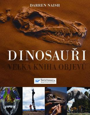Obrázok Dinosauři Velká kniha objevů