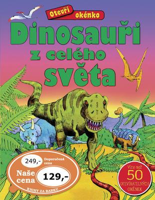 Obrázok Dinosauři z celého světa