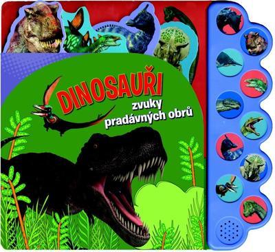 Obrázok Dinosauři zvuky pradávných obrů