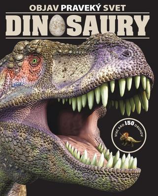 Obrázok Dinosaury Objav praveký svet