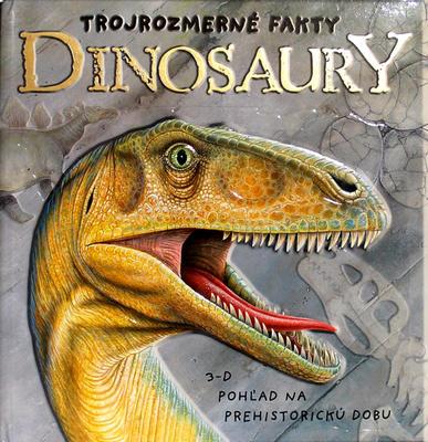 Obrázok Dinosaury Trojrozmerné fakty