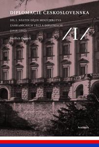 Obrázok Diplomacie Československa Díl I.