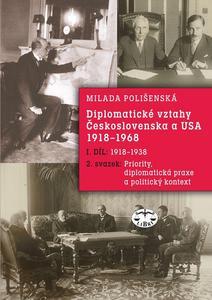 Obrázok Diplomatické vztahy Československa a USA