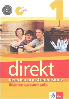 Obrázok Direkt 1 Němčina pro střední školy
