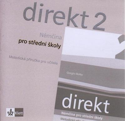 Direkt 2 Němčina pro střední školy (audio CD)