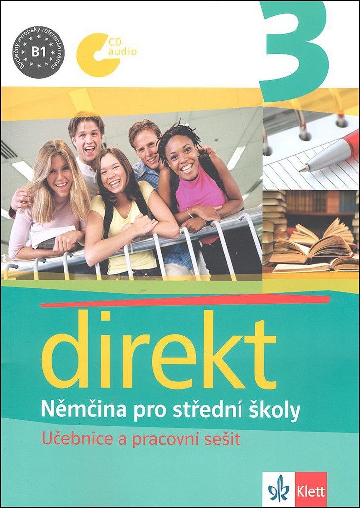 Direkt 3 Němčina pro střední školy - Giorgio Motta, Olga Vomáčková, Beata Ćwikowska