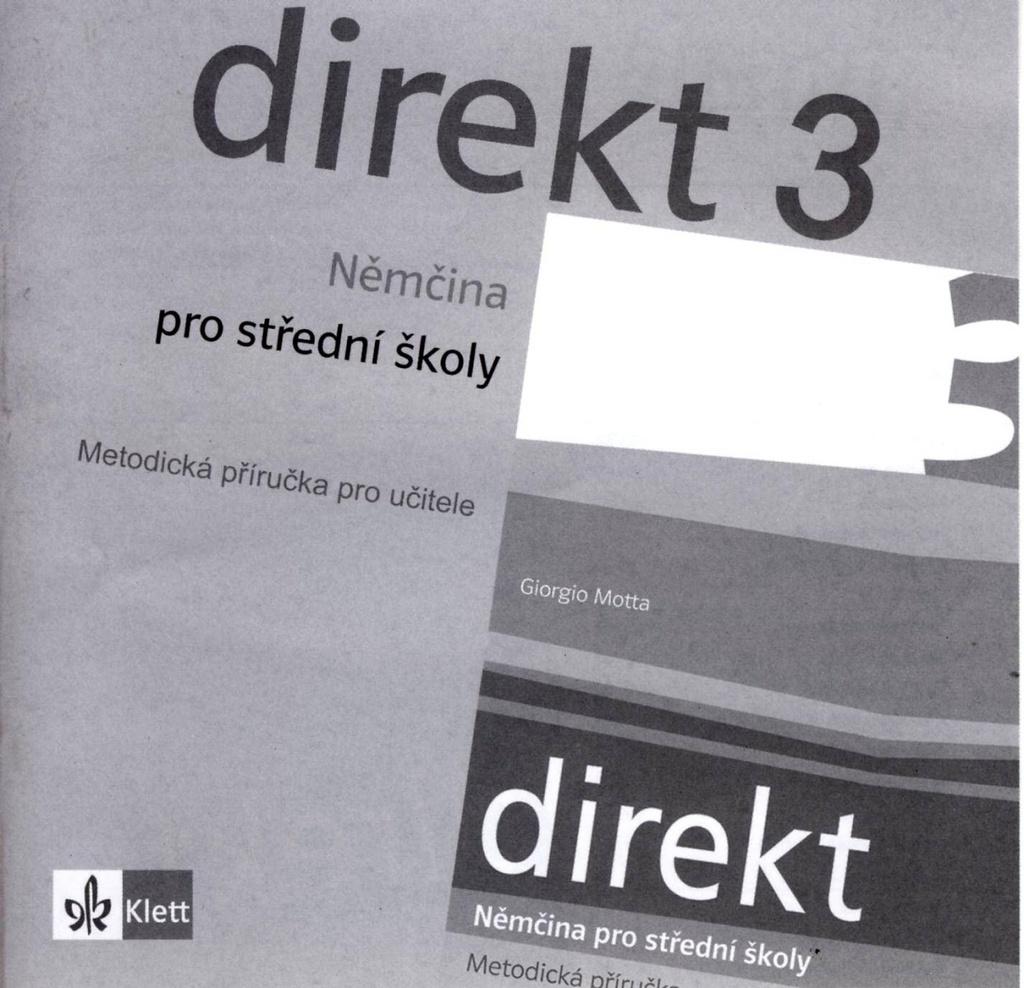 Direkt 3 Němčina pro střední školy (audio CD) - Olga Vomáčková, Giorgio Motta