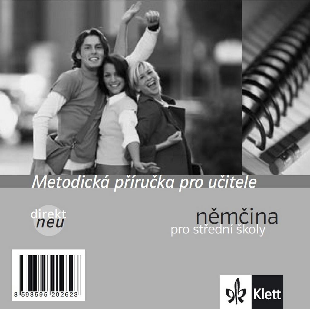 Direkt NEU 3 Metodická příručka pro učitele (Audio CD) - Tomáš Černý