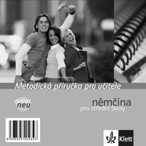 Obrázok Direkt NEU 3 Metodická příručka pro učitele (Audio CD)