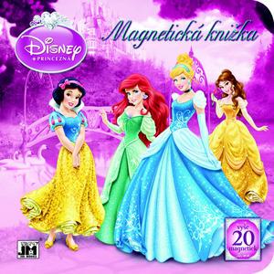Obrázok Disney Princezné Magnetická knižka